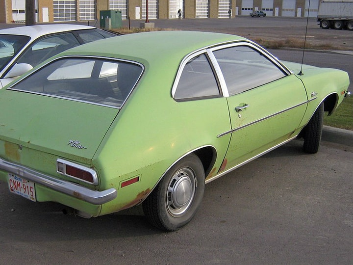 Ford Pinto, worst cars