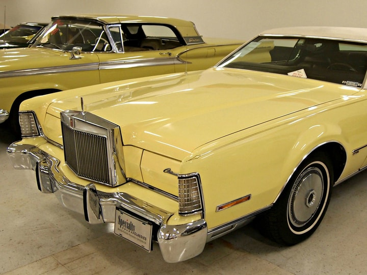 Lincoln Continental Mark IV, worst cars