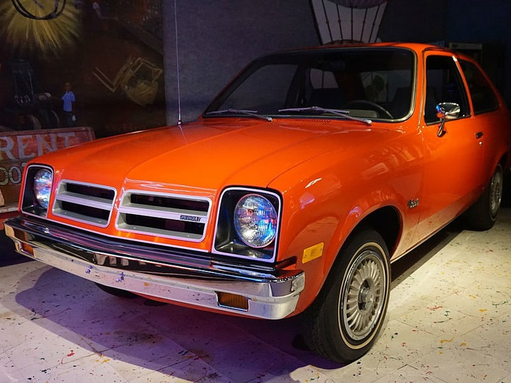 Chevy Chevette, worst cars