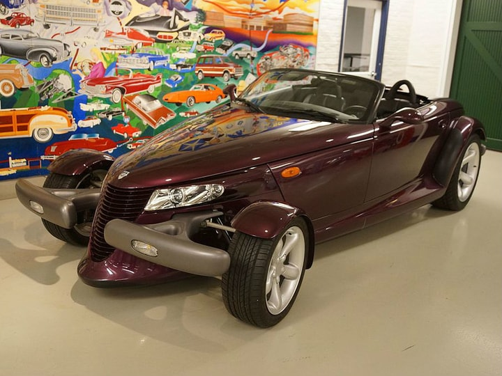 Plymouth Prowler, worst cars