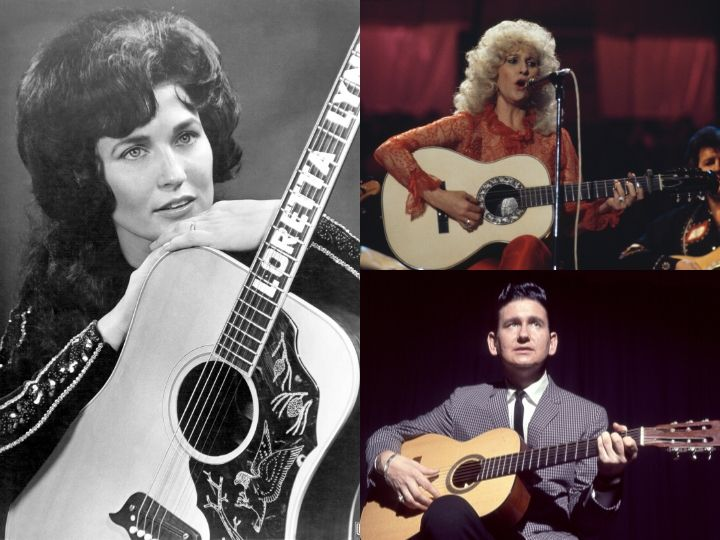 loretta lynn roy orbison and tammy wynett