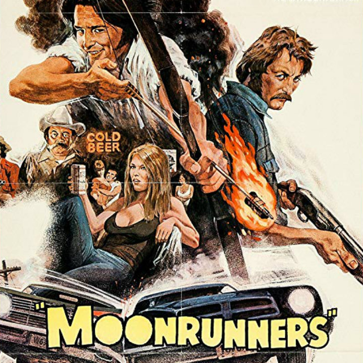 moonrunners movie poster