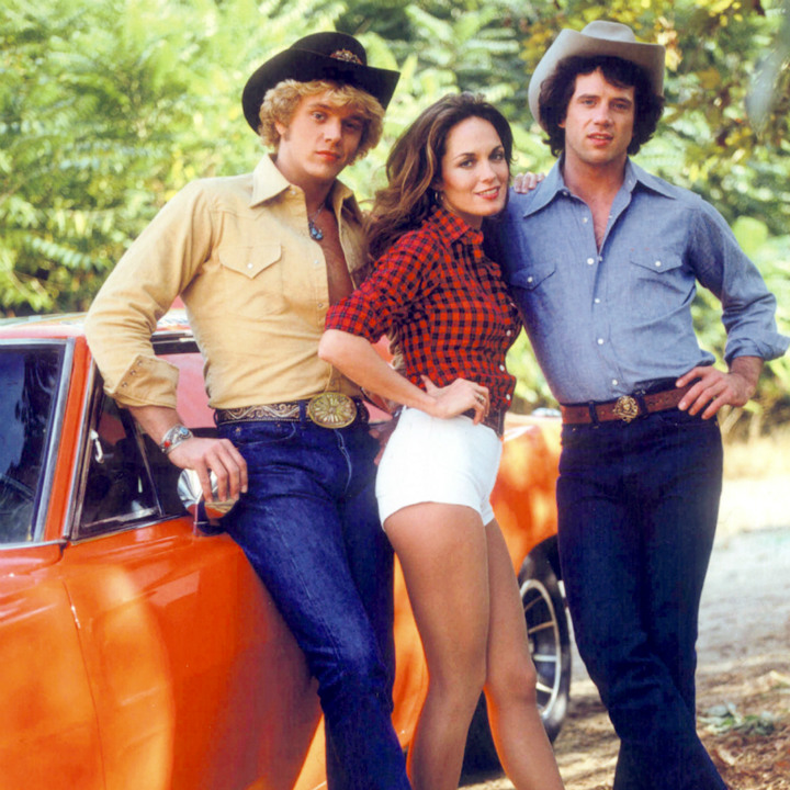the duke boys and daisy
