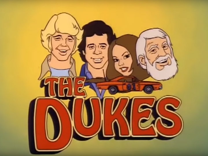 the dukes animated intro